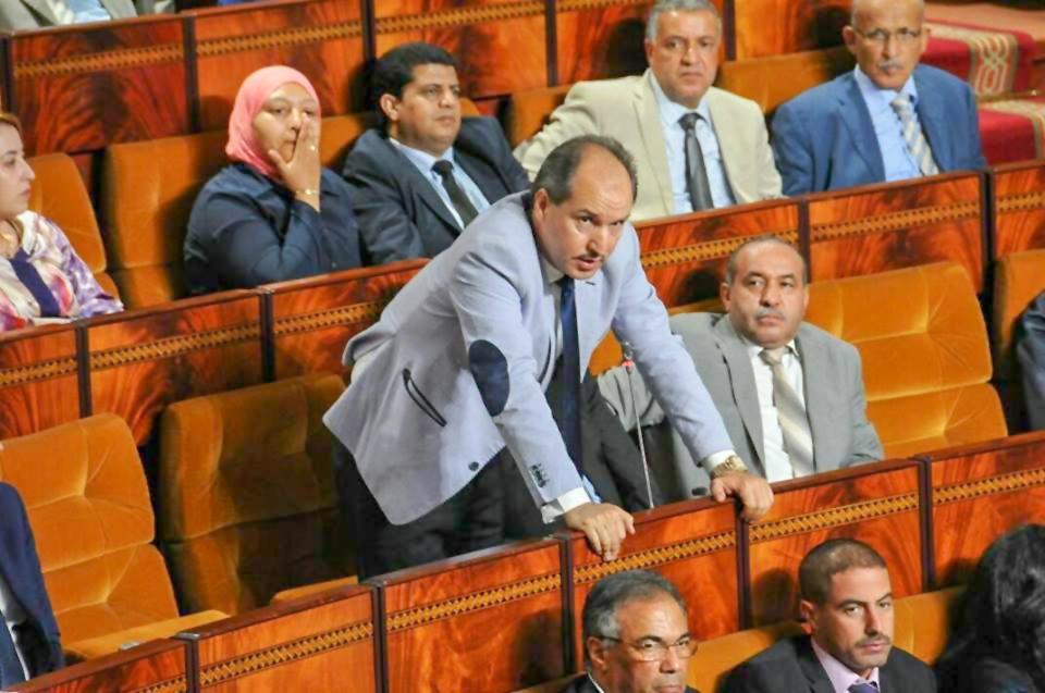 خربوش يشيد بالدبلوماسية المغربية ويندد بدعم إيران للبوليساريو