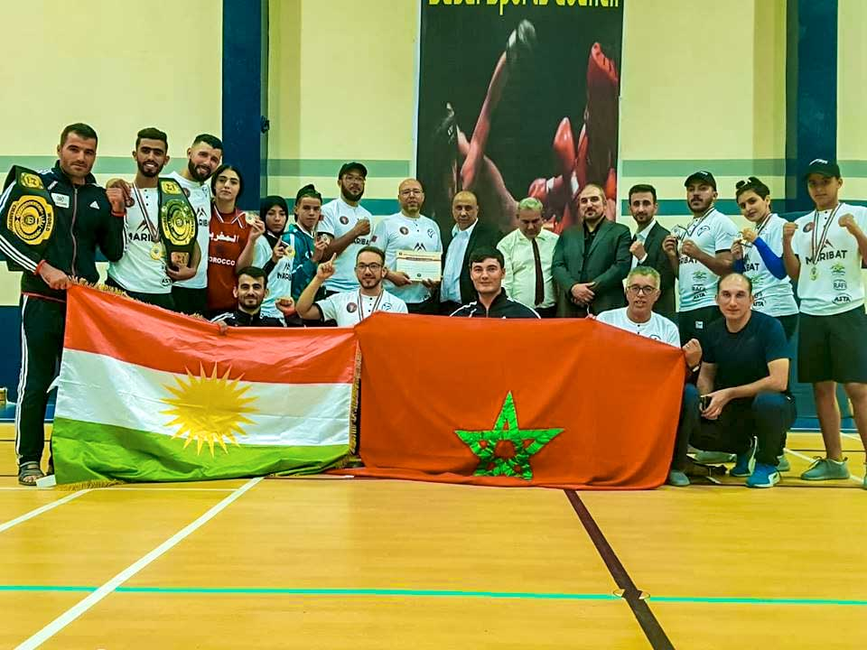 سبورت بويز تيكوين يحققون إنجازا رائعا ويحصدون المركز الأول في البطولة الدولية بدبي
