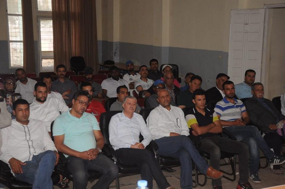 هشام شهيد كاتبا لفرع حزب الاستقلال بهراويين مديونة