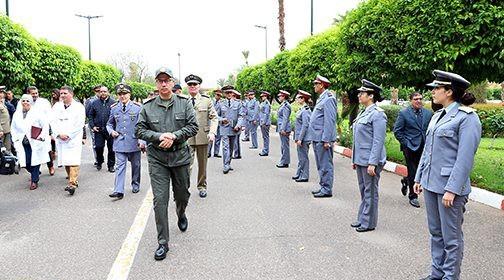 جهة مراكش آسفي .. تعبئة الطب العسكري في مكافحة فيروس كورونا