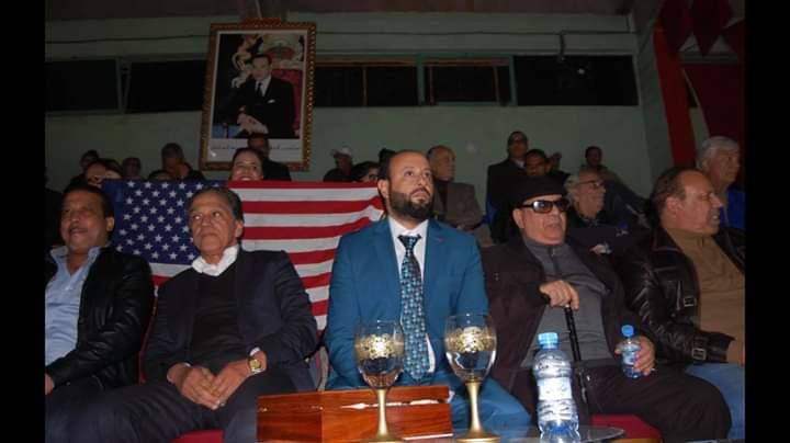 وفد رياضي أمريكي يزور المغرب