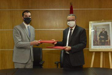 اتفاقية شراكة بين الوكالة الوطنية لإنعاش التشغيل والكفاءات و
