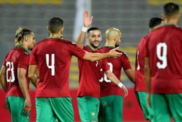 المغرب يكرم وفادة منتخب إفريقيا الوسطى برباعية لهدف