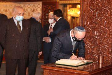 المملكة المغربية ودولة إسرائيل توقعان أربع اتفاقيات