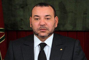 برقية تعزية ومواساة من جلالة الملك إلى أسرة المرحوم الصحفي صلاح الدين الغماري