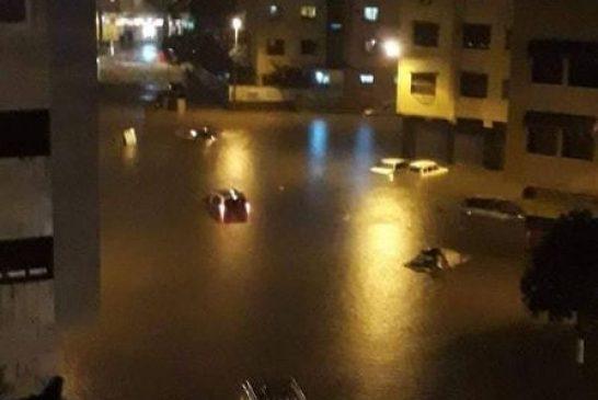 المكتب الوطني للكهرباء والماء الصالح للشرب يدخل على خط فيضانات الدارالبيضاء