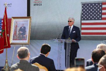 زيارة وفد أمريكي للداخلة تعكس الدعم الثابت لعملية فتح قنصلية للولايات المتحدة (سفير)