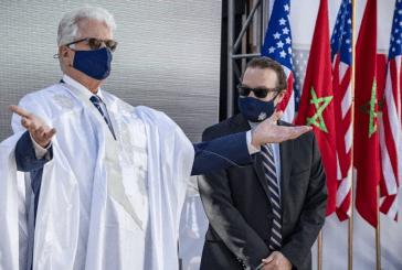 السفير الأمريكي: الصحراء مغربية .. والرباط تملك الحل الوحيد للنزاع