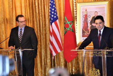 الداخلة.. مسؤول أمريكي رفيع المستوى يشيد بريادة جلالة الملك
