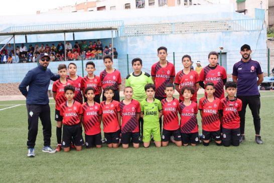 نادي طلبة طنجة ينظم الدوري الوطني للصغار في كرة القدم